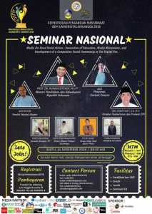 seminar-nasional-media-for-good-social-action-innovation-of-education-media-movements-and-development-of-a-competitive-social-community-in-the-digital-era